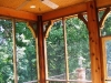 Blues Creek screened porch
